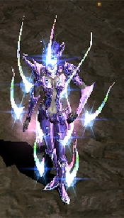 Chaos's Darkangel Summoner Set.png